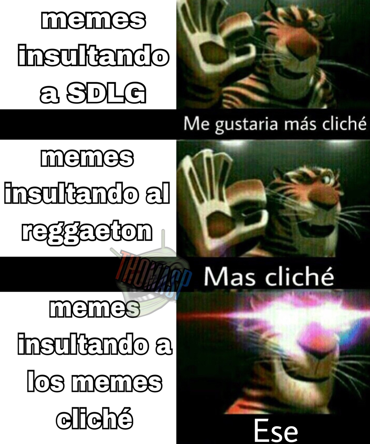 meme cliché