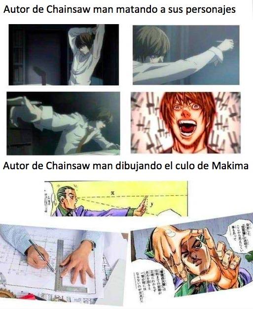 Lean Chainsaw Man - meme