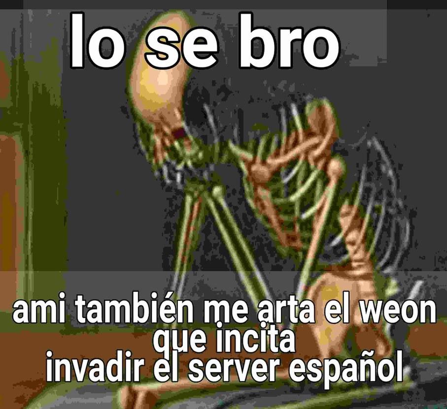 ya weon para - meme