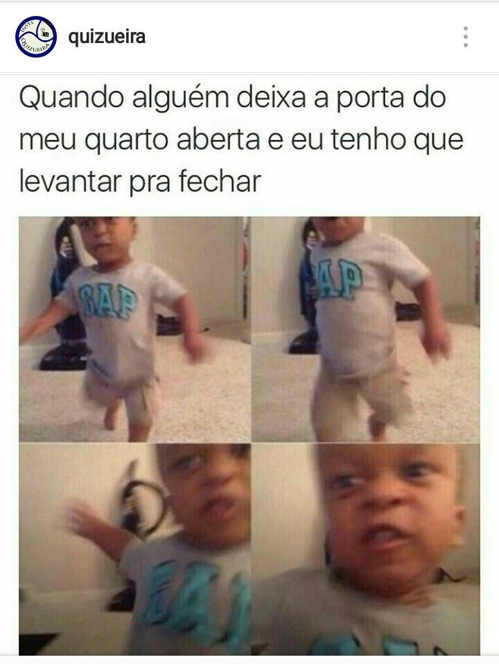 Instagram Quizueira - meme
