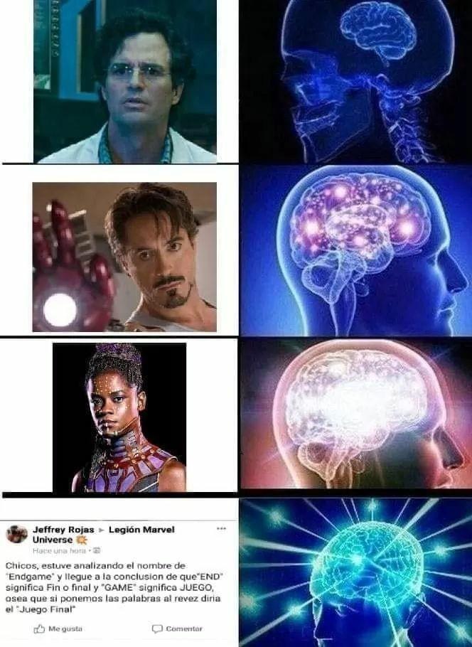 Cada gente pendeja - meme
