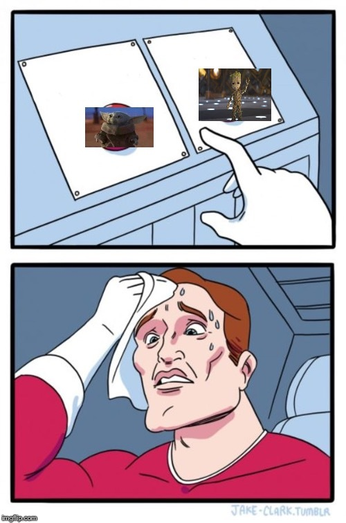 ¿Que elegiríais ? - meme