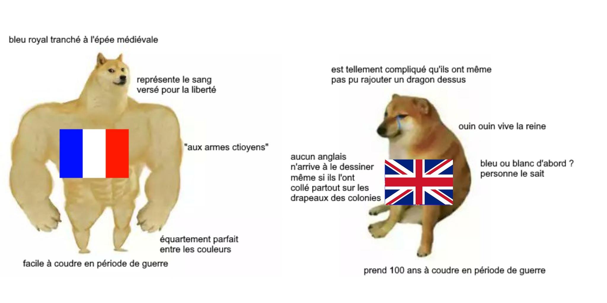 Vive la France - meme