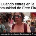 free fire, el juego favorito de los gays
