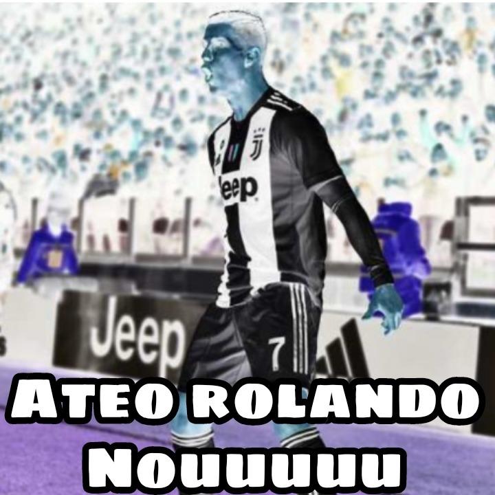 Ateo Rolando - meme