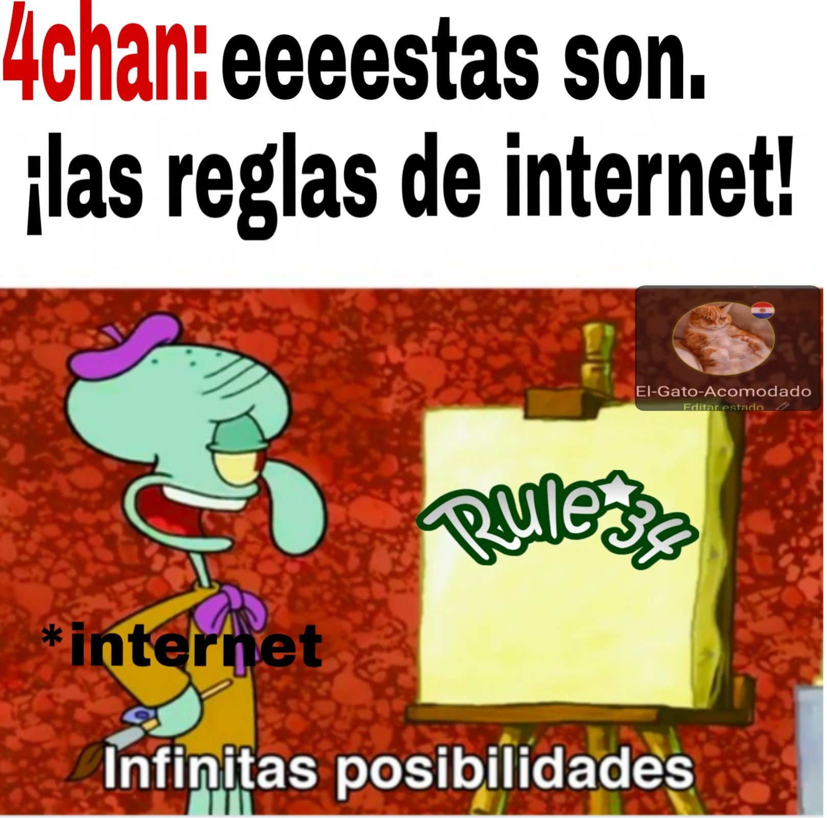 Se que puedes leer el título muchacho Are you motherfuckers ready For the new shit? Stand up and admit Tomorrow's never coming This is the new shit Stand up and admit Do we get it? no Do we want it? yeah This is the new shit Stand up and admit~ - meme