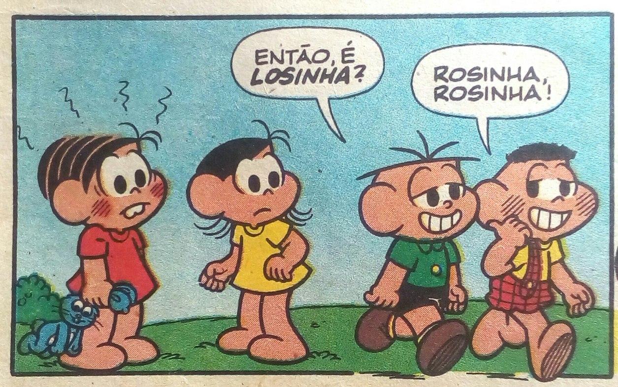 Losinha - meme