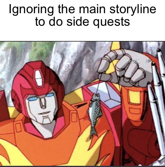 It's a Whopper - meme