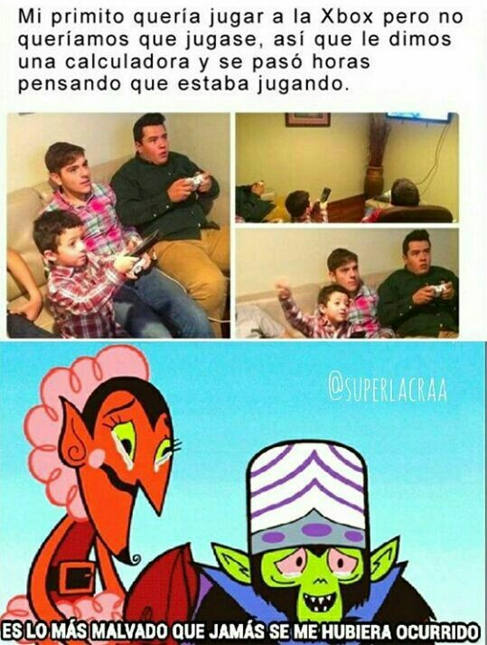 Eso es de cracks - meme