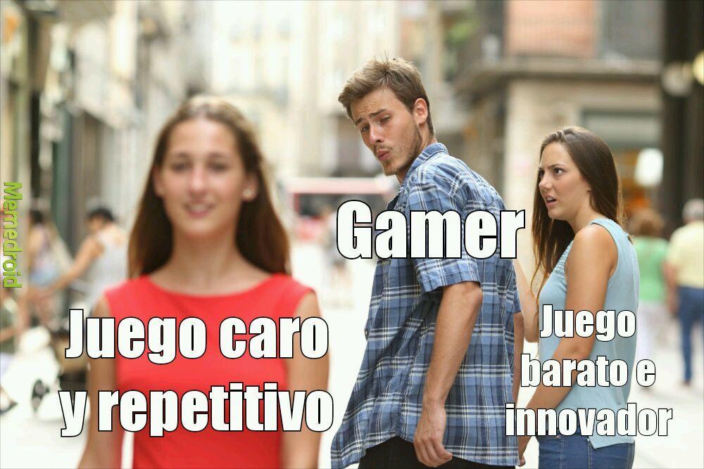 Un ejemplo de esto es fifa XD - meme
