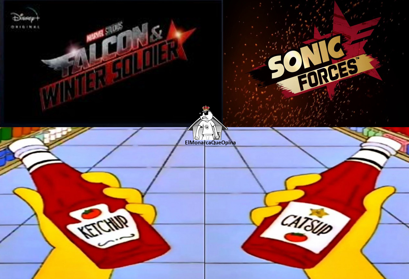 los logos tienen la misma energia - meme