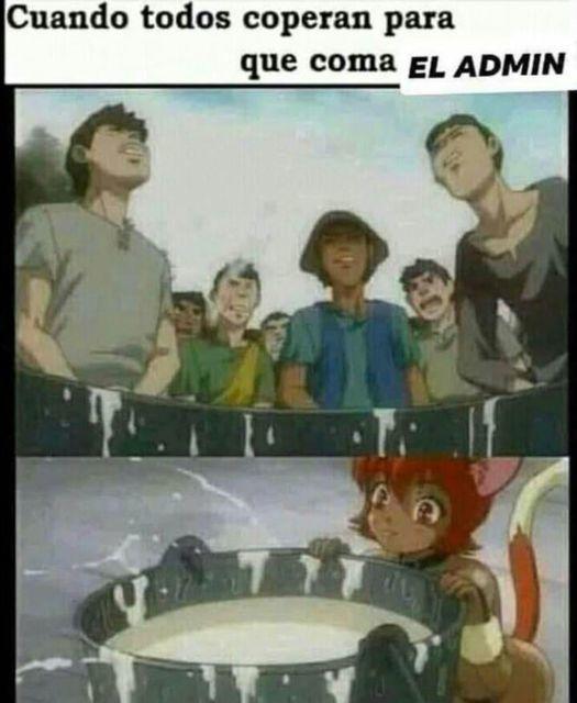 Coperacha - meme
