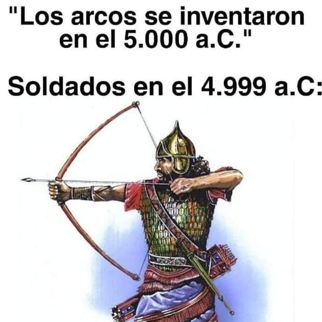 Meme histórico...