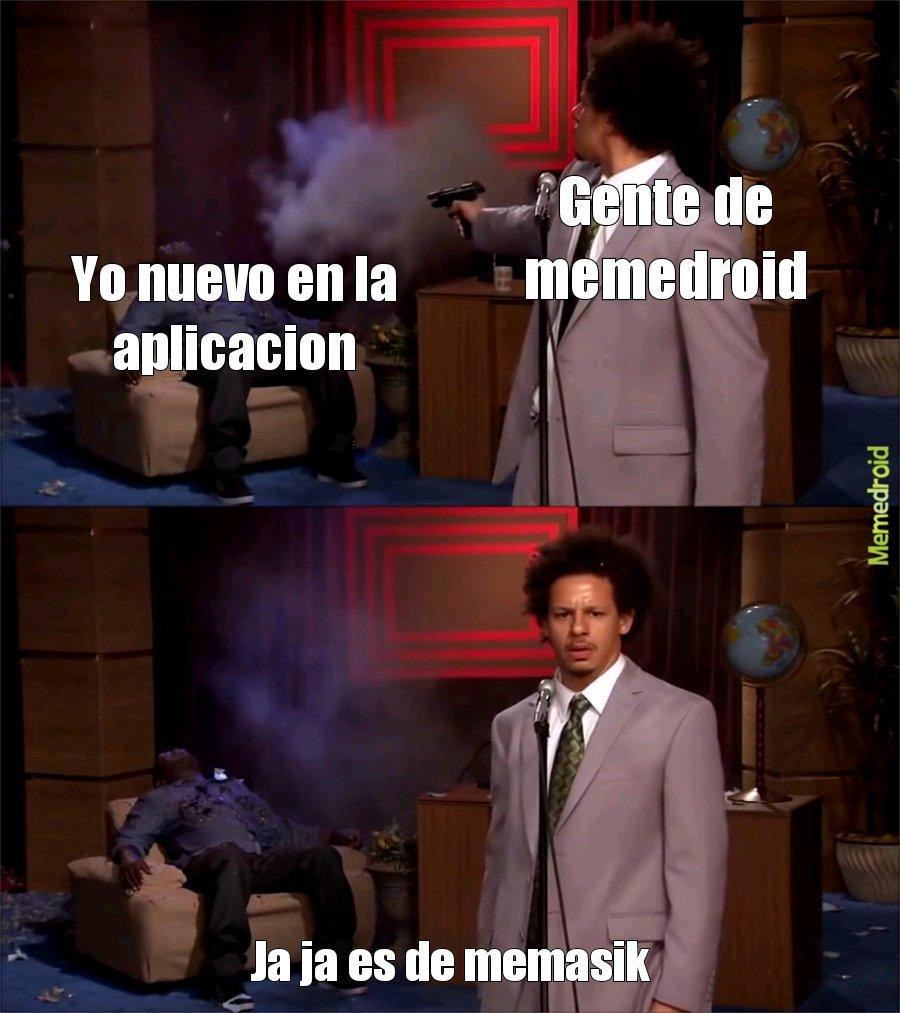 Hilos de fruta - meme