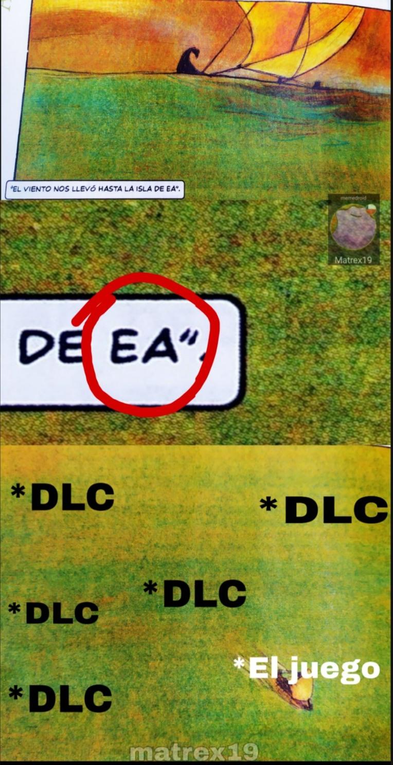 El título compro pack de expansión - meme