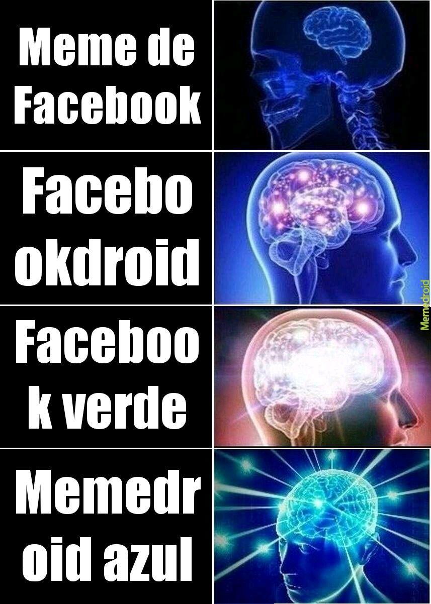Yo le digo Facebookdroid - meme