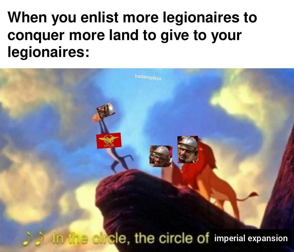 It's a beautiful cycle - meme