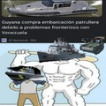 Qué coño pueden hacer unas patrullas contra las corbetas Bolivarianas?