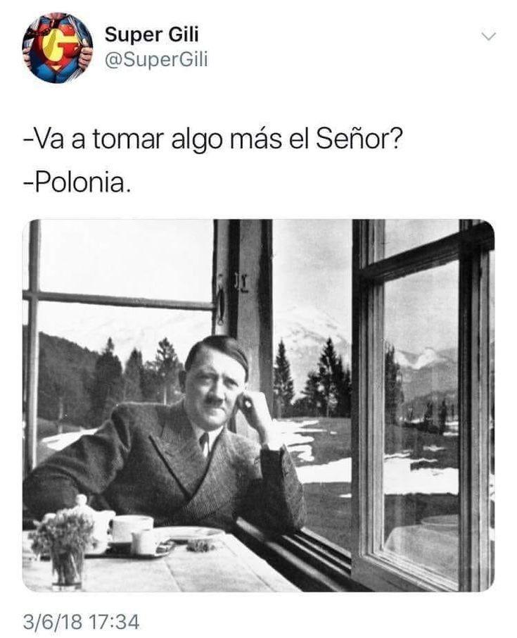 Hitler se ve bien :) - meme