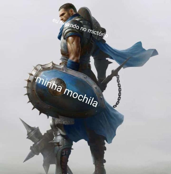 Defenderais teus 7,15cm - meme