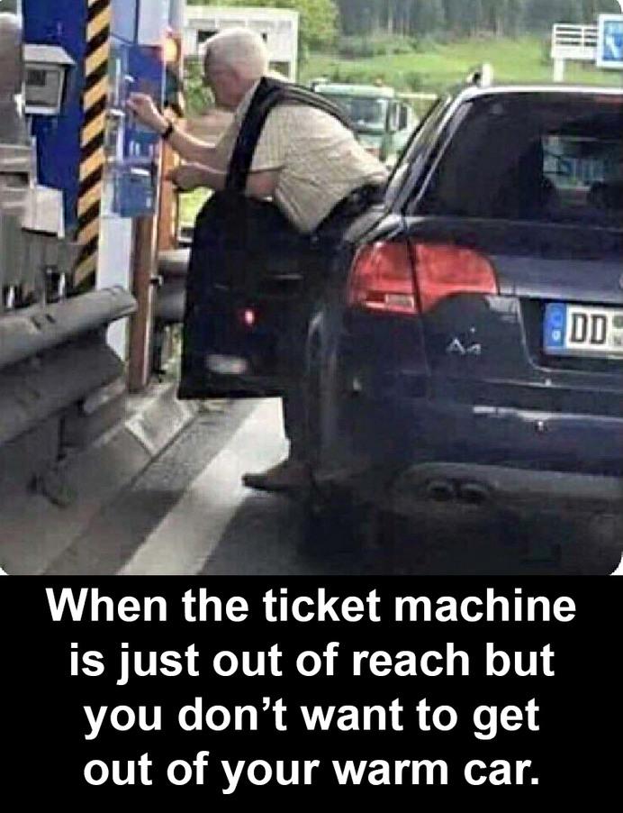 Can't reach. - meme