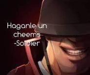 soldier chems.. - meme