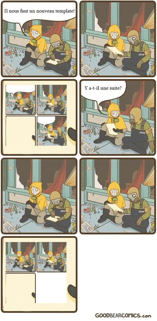 template N+1 - meme