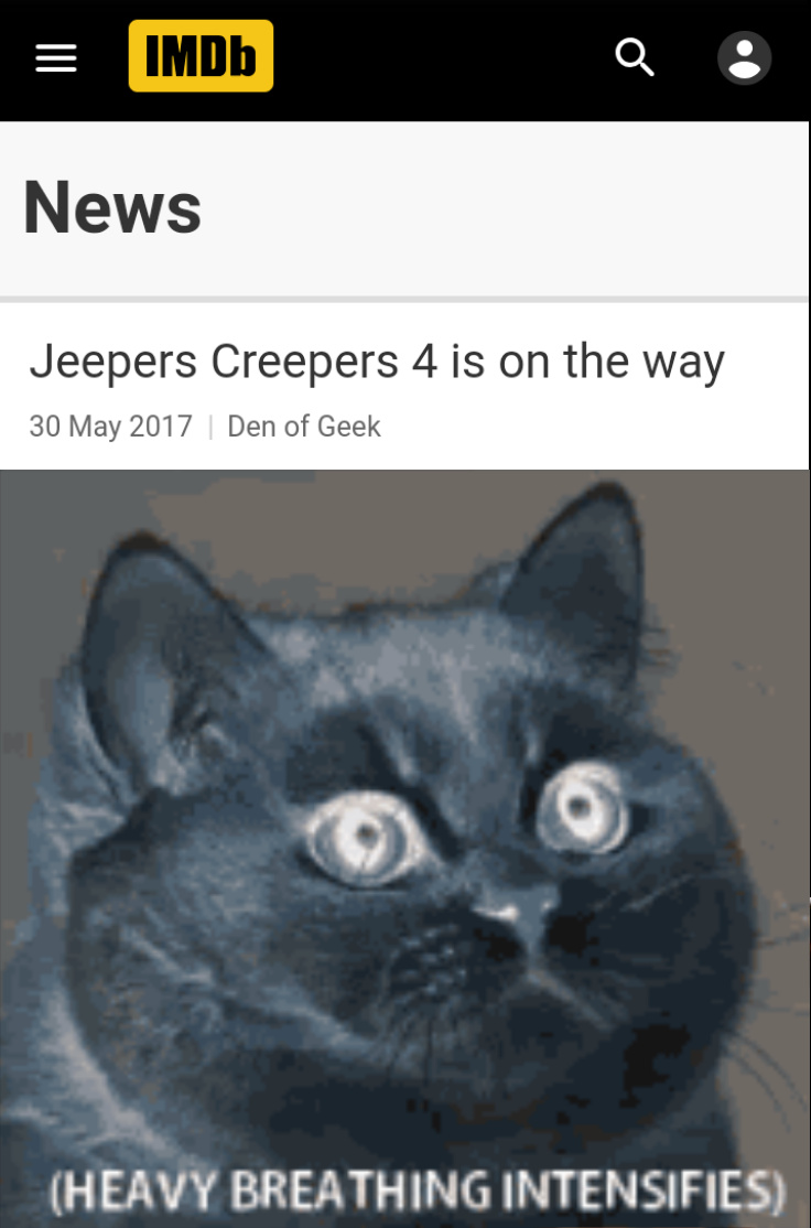 The best jeepers creepers memes :) Memedroid