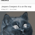 Jeepers creepers where'd you get those peepers?