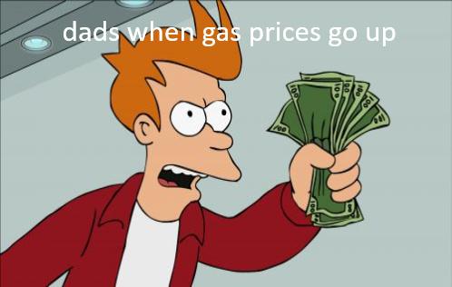 gas prices - meme