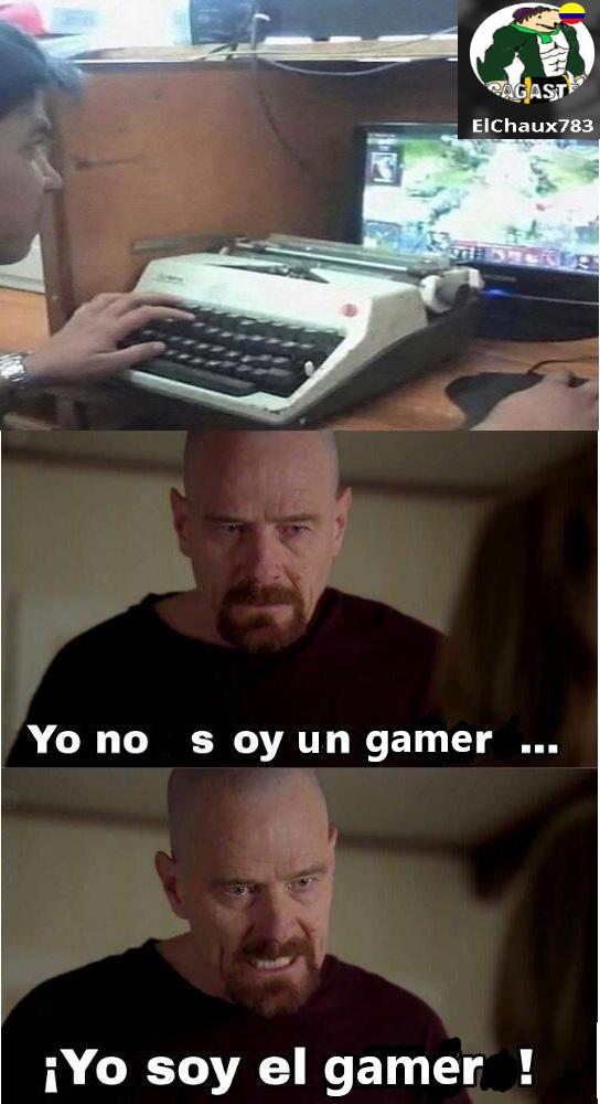 io no osy el gamer yo soy el gamer - meme