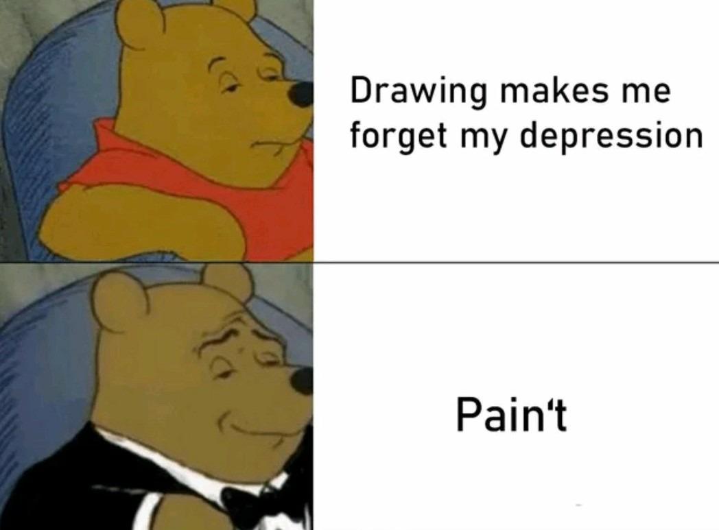 Pain't - meme