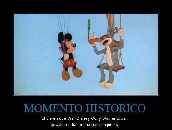 ¿quién engañó a Roger Rabbit? - meme