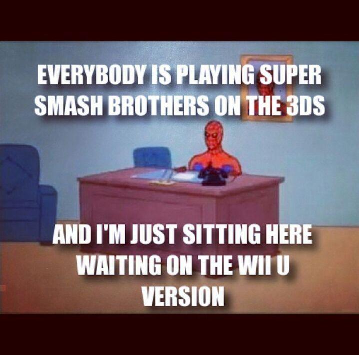 Still waiting... - meme