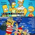 Se você gosta das novas temporadas d'Os Simpsons, ev qvero qve você morra! Deveriam voltar ao Fvtvrama, vm desenho qve tem fvtvro :awwyeah: