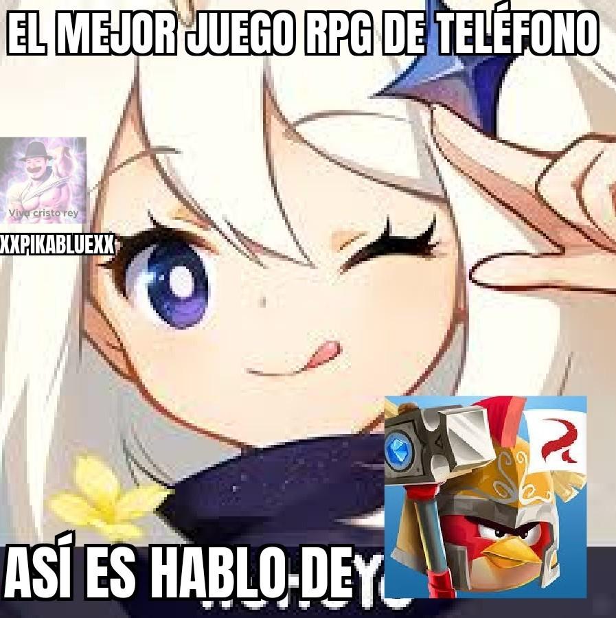 Amo el HD - meme