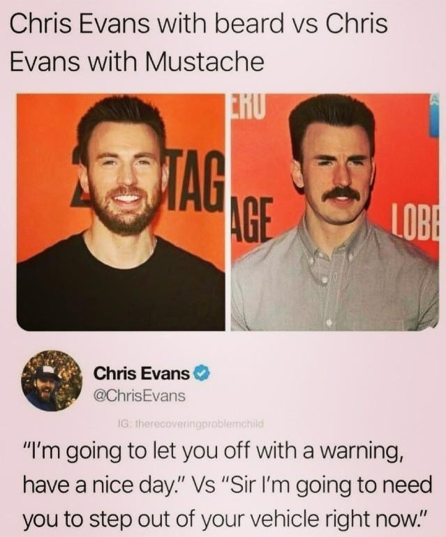 Officer evans - meme