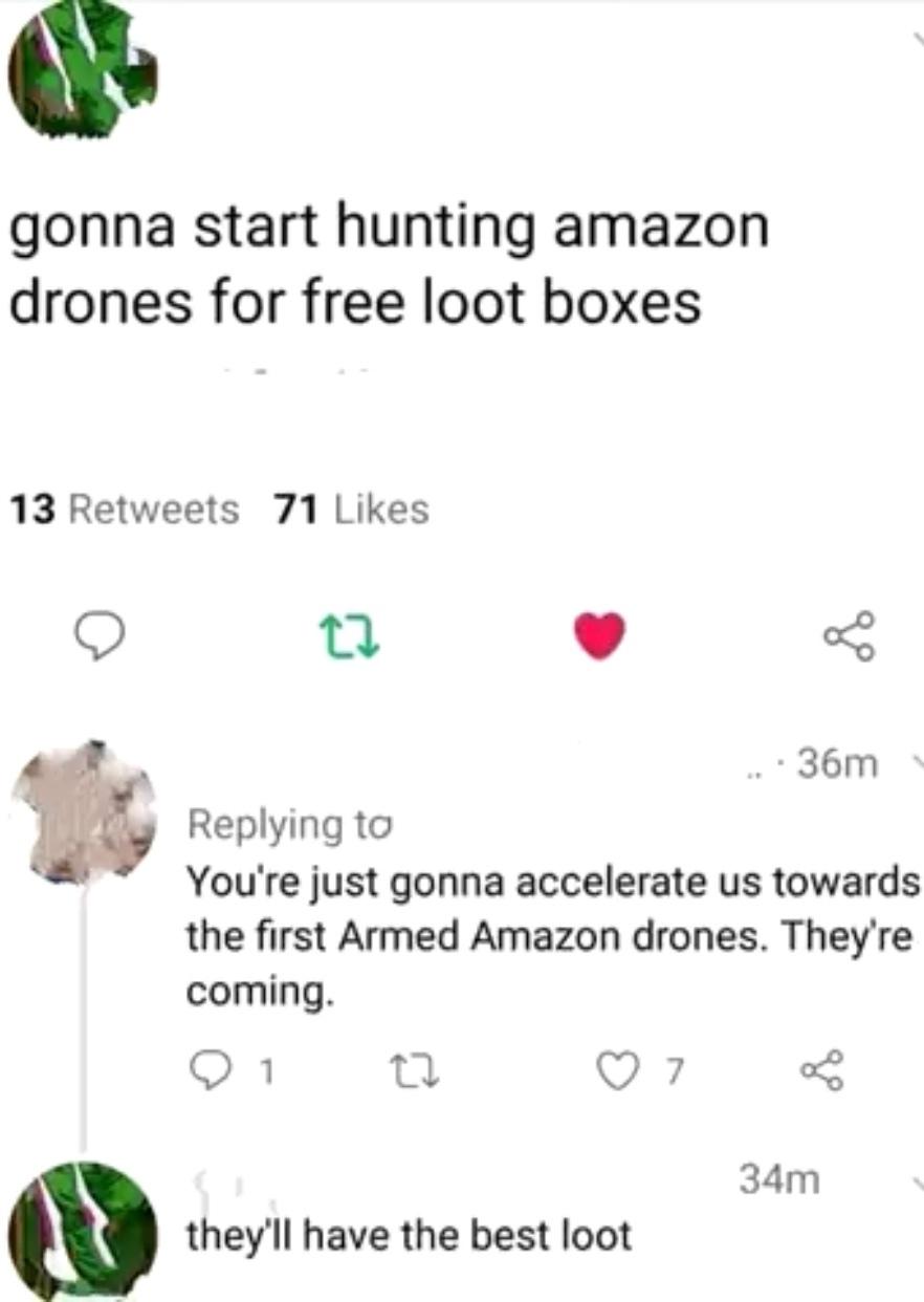 drones - meme