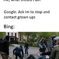 Google/Bing