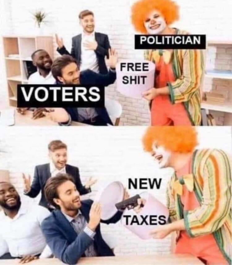 Aw dammit - meme