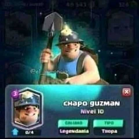Elchapo - meme