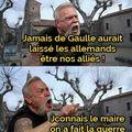 Wow du calme Gérard