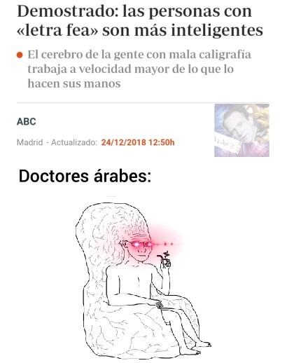 Cerebro gigante - meme