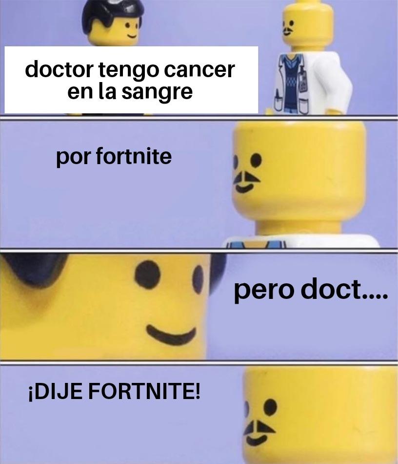 FORTNITE! - meme