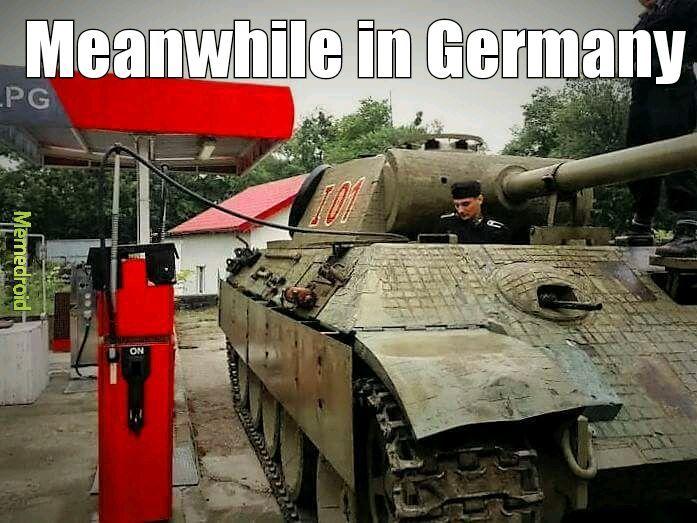 Panzerkampfwagen V Panther - meme