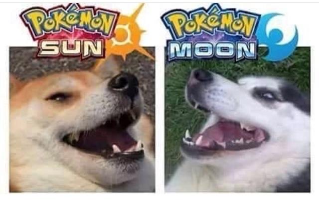 Pokémon Sol Luna - meme