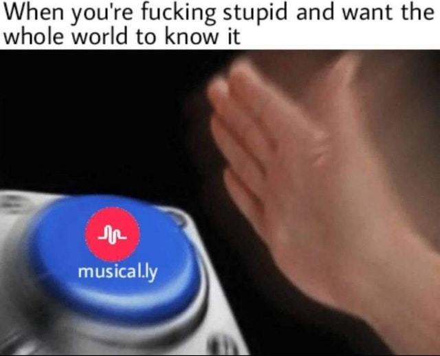 Musical.ly - meme