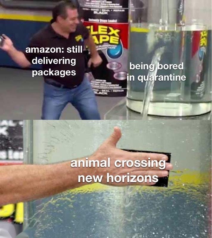 new horizons is fun - meme