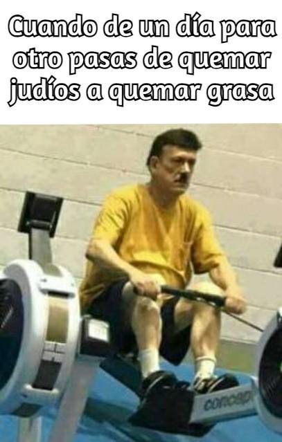 Heil Hitler :pukecereal: - meme