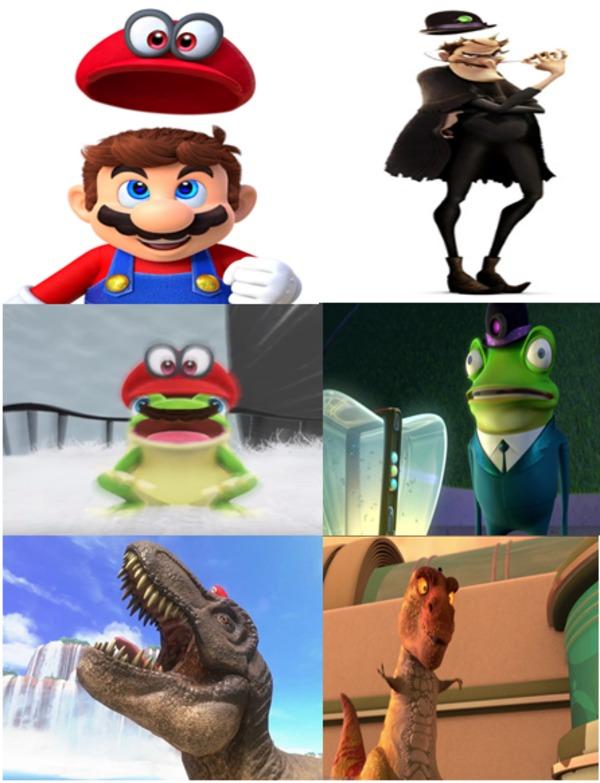 Mario segale - meme